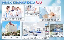 Phòng khám Đa Khoa Âu Á – địa chỉ vàng cho sức khỏe của bạn