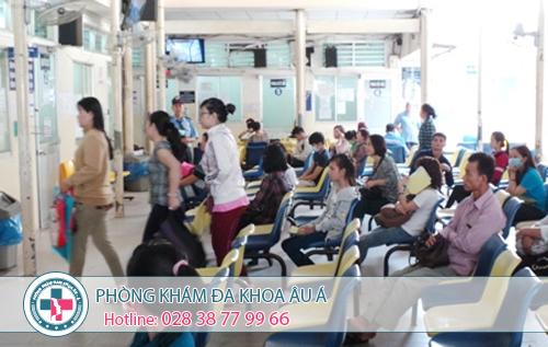 Bệnh viện cắt trĩ Hồ Chí Minh