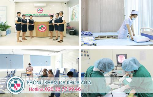 Địa chỉ điều trị trĩ nội ngoài giờ tại TPHCM